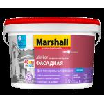 Marshall Akrikor краска фасадная атмосферостойкая матовая, База BC 0,9 л