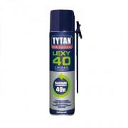 Пена монтажная всесезонная Tytan Professional Lexy 40