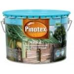 PINOTEX Impra Защитная антисептическая-пропитка для скрытых деревяных конструкций на водной основе 10л