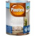 PINOTEX Interior Декоративно-защитная пропитка для дерева на водной основе калужница 10л