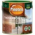 PINOTEX Tinova Professional Сверхпрочная декоративно-защитная пропитка для древесины /для деревяных фасадов/  дуб 0.75л