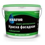 Краска фасадная Krafor