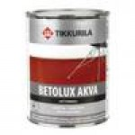 """""""Tikkurila Betolux Akva / Бетолюкс Аква"""" краска полиуретаново-акриловая для пола 0.9л"""