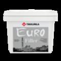 """""""Tikkurila Euro Filler / Евро Филлер"""" акриловая влагостойкая шпатлевка для стен и потолков 1л"""