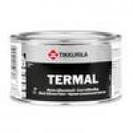 """""""Tikkurila Termal"""" черная силиконовая краска 0.3л"""