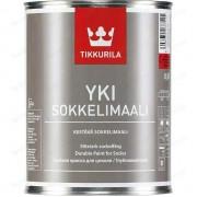Краска для цоколя TIKKURILA Yki ( Юки ) матовая