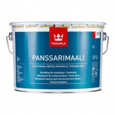 Tikkurila Panssarimaali / Тиккурила Пансаримаали краска для металлических крыш