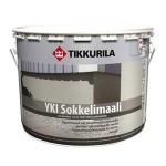 """""""Tikkurila Юки / Yki"""" краска для цоколей и фасадов 0,9л"""