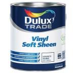 Dulux Vinyl Soft Sheen / Дулюкс Винил Софт Шин бархатистая краска для стен и потолков