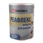 """""""Tikkurila Reaflex 50 / Реафлекс 50"""" Двухкомпонентная эпоксидная эмаль для ванн лагуна-Н034"""