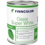 """Tikkurila Finncolor Oasis super white"" краска для потолков с/мат  0,9л"