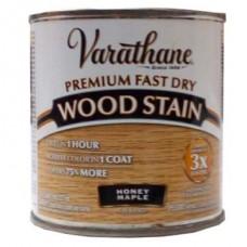 Морилка/Быстросохнущее тонирующее прозрачное масло для дерева Varathane Fast Dry Wood Stain 0,236л