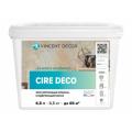 Vincent Decor Cire Deco лессирующая полупрозрачная краска содержащая воск  0,8 л