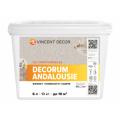 Vincent Decor Decorum Andalousie  эффект ломаного камня  4,5 кг