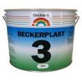 """""""BeckerPlast 3""""  матовая краска  для окрашивания стен и потолков внутри помещения, 10л"""