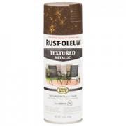 Эмаль Stops Rust Мерцающий коричневый