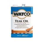 Масло тиковое защитное WATCO Teak Oil Finish 3,78 л