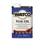 Масло тиковое защитное WATCO Teak Oil Finish 0,946 л