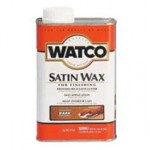 WATCO Satin Finishing Wax 0,946 л