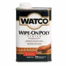 Полироль для дерева WATCO Wipe-On Poly 0,946 л